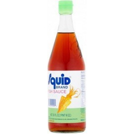 Squid Brand Balık Sosu (Fish Sauce) 725 ml